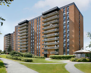 SHORT TERM LEASE, LARGE APARTMENTS NEAR HALIFAX SHOPPING CENTRE