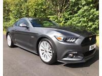 2016 16 FORD MUSTANG 5.0 GT CUSTOM 2D AUTO 410 BHP