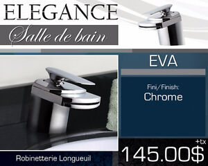 PROMO Bathroom faucets, NEW IN BOX Elegance brand