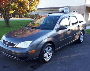 2006 Ford Focus ZXW Familiale