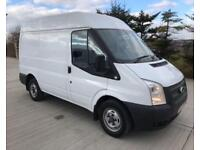 2013 63 FORD TRANSIT T300 100PS 6 SPEED SWB M/ROOF DIESEL
