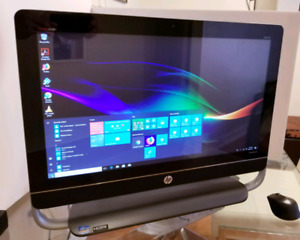 """23"""" Touch Screen All in One PC with Beats Audio and Intel i5"""