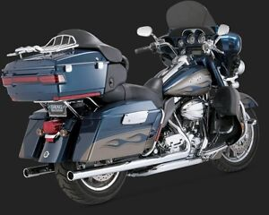 Vance & Hines True Dual exhaust system
