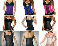 Steel Boned Latex Waist Trainer Cincher Corset WEEKEND SALE