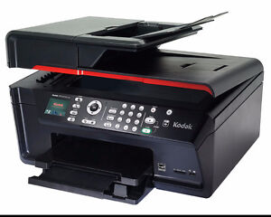 Fax Machine/Scanner with Ink