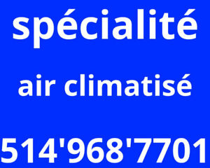 Reparation climatiseur mural thermopompe air conditioning repair