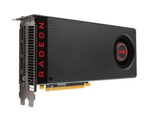 AMD RX 580 Founders Edition 8GB