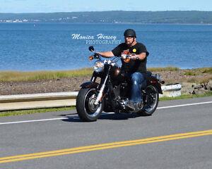 Rare!! Harley Davidson Fatboy Lo 110th Anniversary.