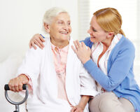 QUALIFIED/CERTIFIED CARE SPECIALISTS FOR SENIORS