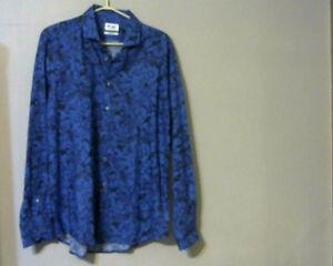 Van Gils Dutch Designer Shirt[New] Size 42[large]