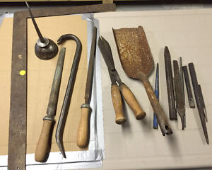 Files and tools
