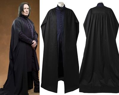 Harry Potter Severus Snape Cosplay - Harry Potter Severus Snape Kostüm