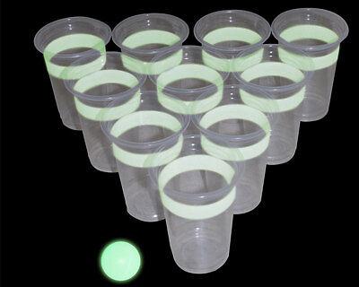 Beer Pong | Leuchtendes Bier Spiel - Trinkspiel