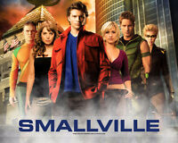 Wanted-Smallville DVD's