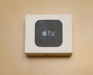 Apple TV 4th perfect condition