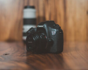 Canon 6d body + 50 mm 1.8 and more