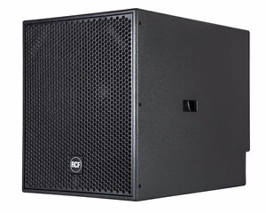 RCF S8018 II HIGH-EFFICIENCY SUBWOOFER
