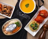 Régalez vous, plats cuisiné naturel 7.95$ chef Thierry , livré