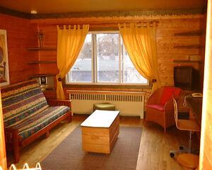 Plateau Studio full furnished near park/tout inclus pres du parc