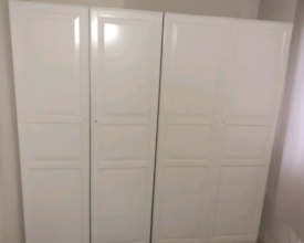 IKEA Single Wardrobes Pax x4 For Collection ASAP!