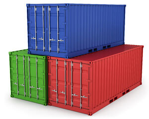 Used 40ft HC container - High Cube Transport Container Kingston Kingston Area image 7