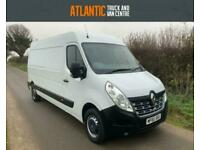 2015 Renault Master LM35 BUSINESS ENERGY DCI S/R P/V PANEL VAN Diesel Manual