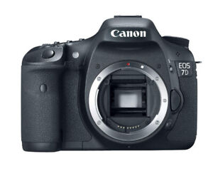 Canon 7d - Beautiful Condition