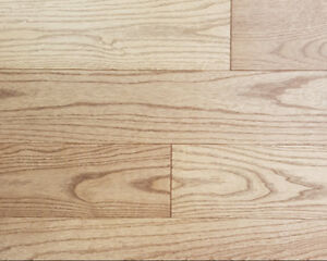 Ash Brushed Hardwood Flooring $3.99