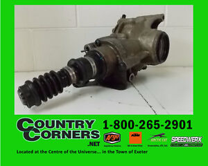USED Front Differential Diff Gear Box Gearcase 1502-394