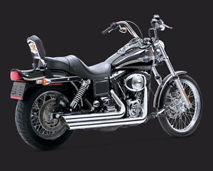 Vance & Hines 91-05 DYNA BIG SHOTS STAGGERED
