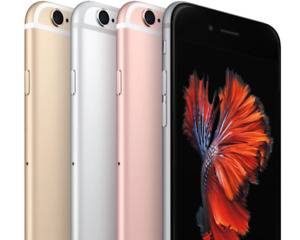 MINT IPHONE 6S 64GB UNLOCKED 3 MONTHS WARRANTY $299 ALL COLOURS
