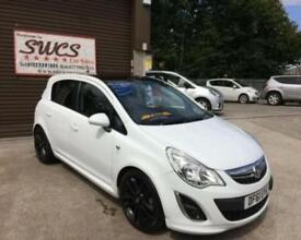 2011 61 VAUXHALL CORSA 1.2 LIMITED EDITION 5D 83 BHP