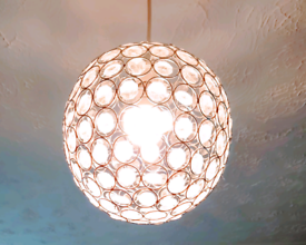 Lampshades - ceiling