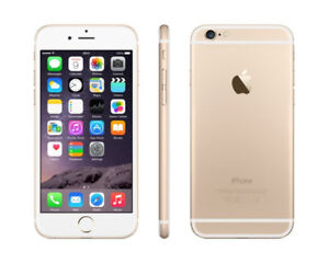 iPhone 6 - Gold - 64GB - unlocked *MINT CONDITION*