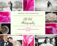 $500 Off Wedding Photography Packages