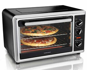 HAMILTON BEACH TOASTERS, PIZZA OVENS, BRAD MAKER, FOOD PROCESSOR