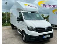 2019 Volkswagen Crafter 2.0 TDI 140PS Startline Chassis cab CHASSIS CAB Diesel M