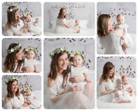 Mother's Day photo session