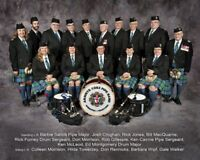 Pipes and Drums for hire!