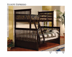 Twin On Double Brand New Bunk For 499 Only In Boxes