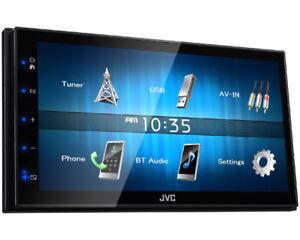 "JVC KW-M24BT 6.8"" Multimedia Radio"