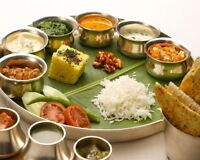 Indian - Desi Khana - tiffin services and catering