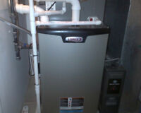 Furnace installation and repair (heating and cooling services)