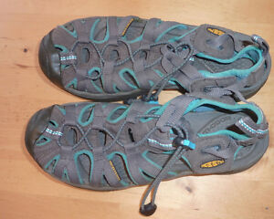 KEEN outdoor sandals, women's 6 $20, others size 5 $10 Kitchener / Waterloo Kitchener Area image 1