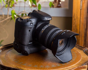 Canon T6s Package