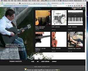 VICTORIA MUSIC LESSONS IN YOUR HOME FROM PRO ARTIST/COMPOSER!