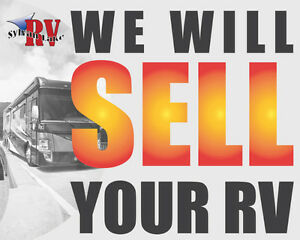 Get the BEST VALUE for your RV: SELL IT through Sylvan Lake RV