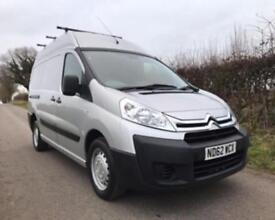2013 62 CITROEN DISPATCH 1200 L2H2 HDI DIESEL