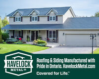 Havelock Metal Co. Metal Roofing & Siding!