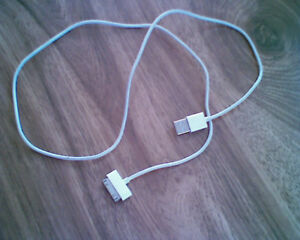 I-pod 4 or I-phone 4 charging cable
